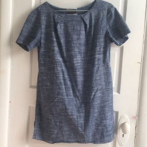 Light Blue Tunic with Pockets!
